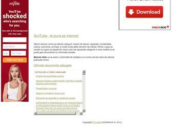 scritube.com screenshot
