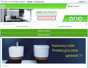 sklepkati.pl screenshot
