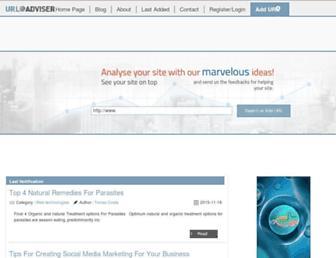Thumbshot of Urlsas.com