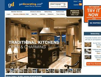 Thumbshot of Getdecorating.com