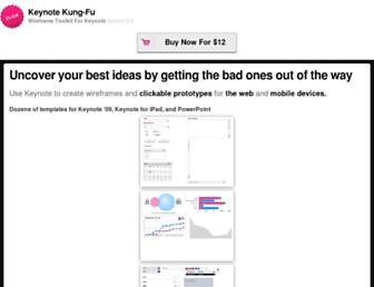 Thumbshot of Keynotekungfu.com