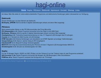 hagi-online.org screenshot