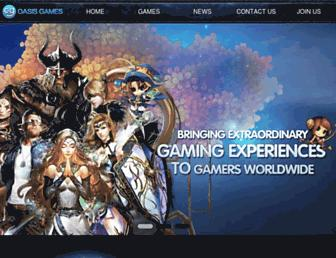 oasgames.com screenshot
