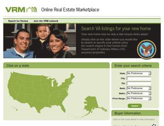 listings.vrmco.com screenshot