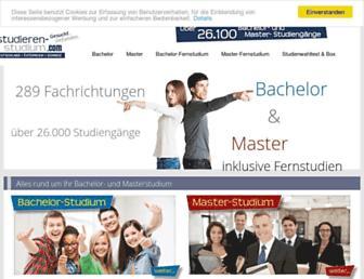 studieren-studium.com screenshot