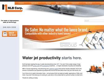 nlbcorp.com screenshot