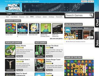 muchgames.com screenshot