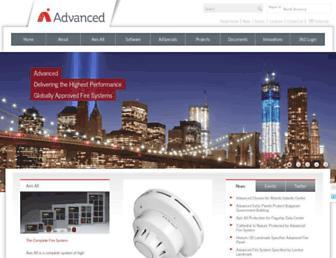 uk.advancedco.com screenshot