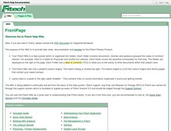 wiki.fitechv5.com screenshot