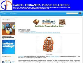 mypuzzlecollection.blogspot.com screenshot