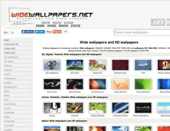 Thumbshot of Widewallpapers.net