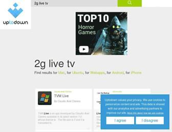 2g-live-tv.en.uptodown.com screenshot