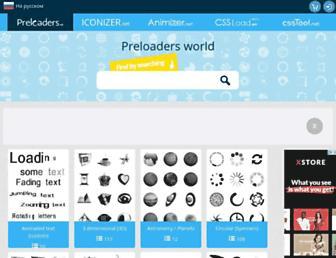 Thumbshot of Preloaders.net