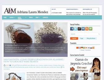almjewelry.blogspot.com screenshot