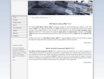 bluebit.gr screenshot