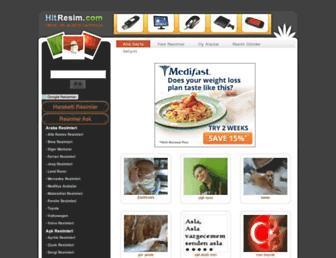 hitresim.com screenshot