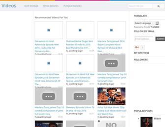 movies4y.blogspot.com screenshot