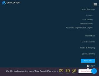 omniconvert.com screenshot