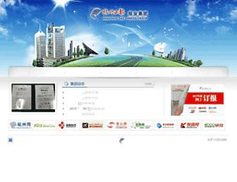 Thumbshot of Hbjt.com.cn