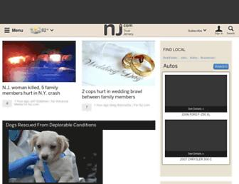 nj.com screenshot