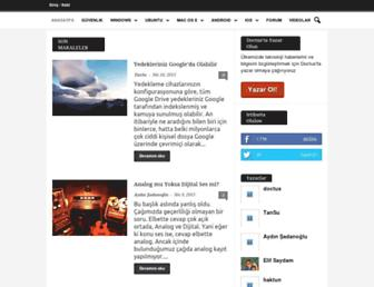 Main page screenshot of doctus.org