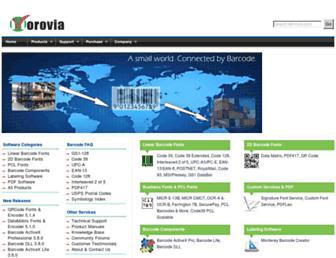 morovia.com screenshot