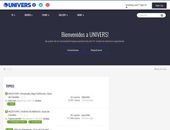 forounivers.com screenshot