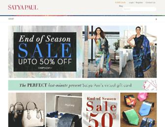 Thumbshot of Satyapaul.com