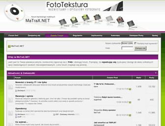 matrax.net screenshot