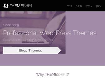 Thumbshot of Themeshift.com