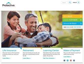 protective.com screenshot