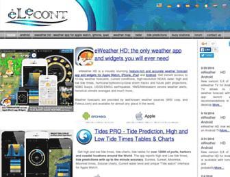 elecont.com screenshot
