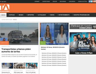 linktv.ec screenshot