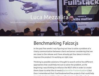 lucamezzalira.com screenshot