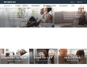 mercerfinancialservices.com screenshot