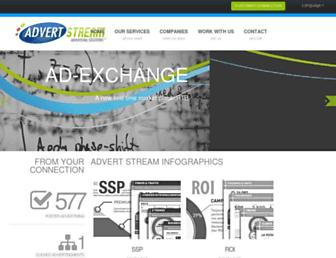 Thumbshot of Advertstream.com