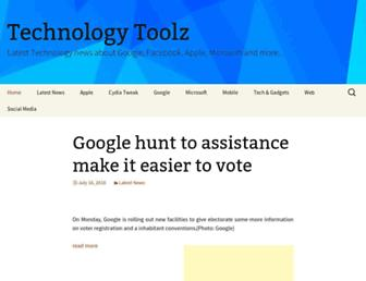 Thumbshot of Technologytoolz.com