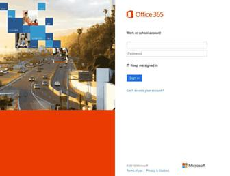 outlook.office365.com screenshot