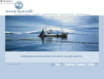 Thumbshot of Stockseafood.com