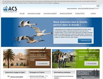 acs-ami.com screenshot