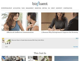 bizfluent.com screenshot