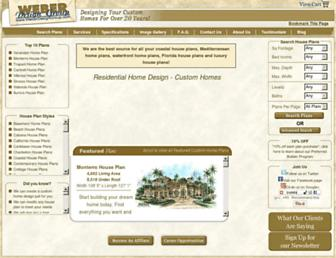 weberdesigngroup.com screenshot
