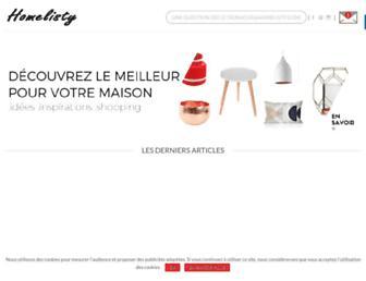 homelisty.com screenshot