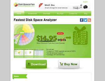 Thumbshot of Diskspacefan.com