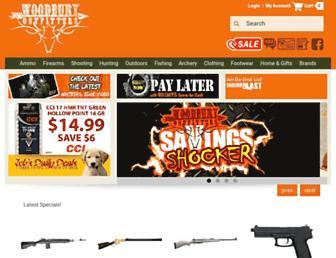 Thumbshot of Woodburyoutfitters.com