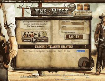 Fullscreen thumbnail of the-west.ro