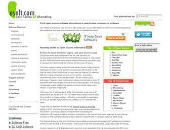 osalt.com screenshot