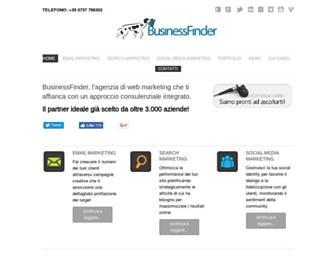 Thumbshot of Businessfinder.it