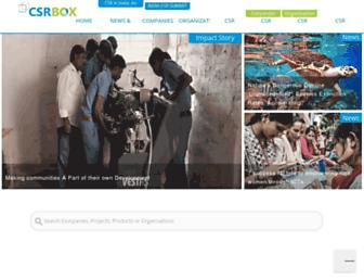 csrbox.org screenshot