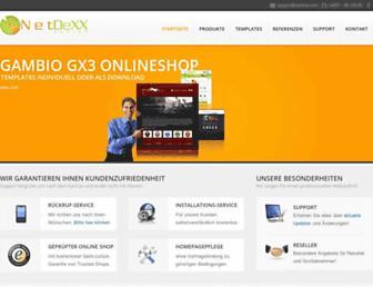 netdexx.de screenshot